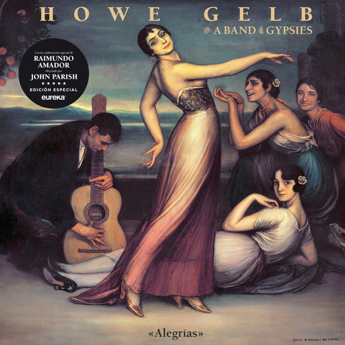Alegrías von Howe Gelb