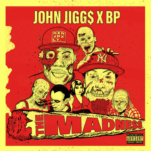 Fear of God (feat. Ras Kass) by John Jigg$