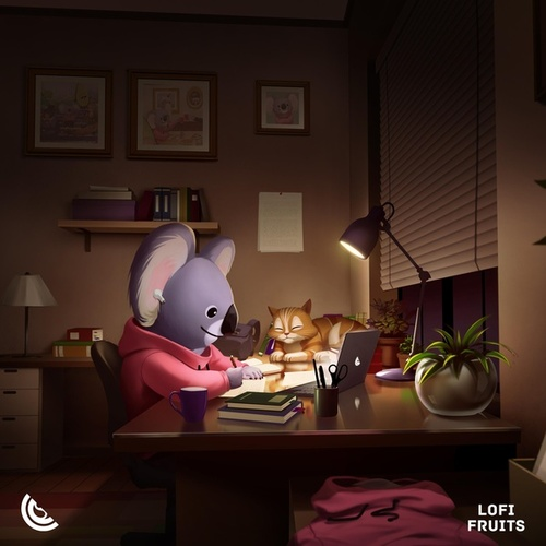 Study With Me by Lofi Fruits Music