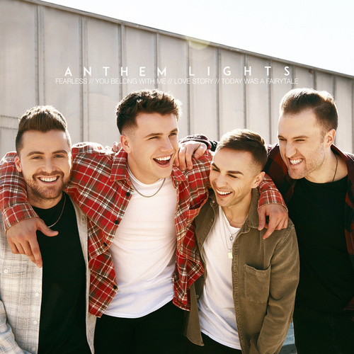 Fearless Medley: Fearless / You Belong With Me / Love Story / Today Was a Fairytale by Anthem Lights