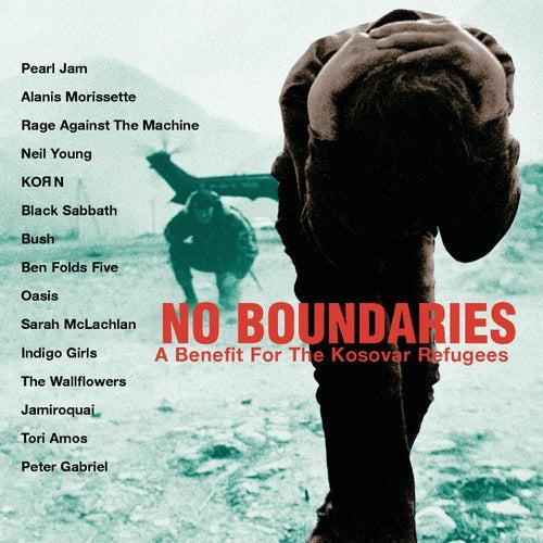 No Boundaries - A Benefit For The Kosovar Refugees von Various Artists