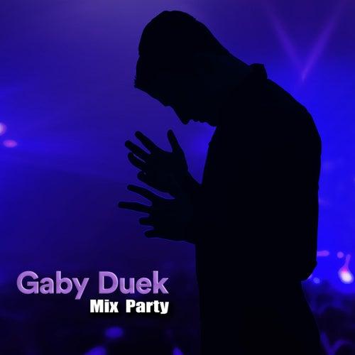 Mix Party de Gaby Duek