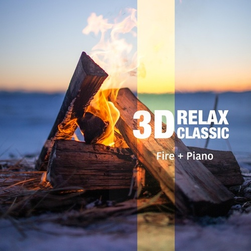 3d Relax Classic (Fire + Piano) by Kiyocy