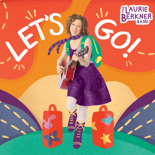 Let's Go! by The Laurie Berkner Band