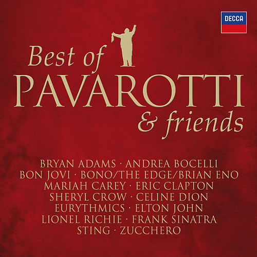 Best Of Pavarotti & Friends - The Duets von Luciano Pavarotti