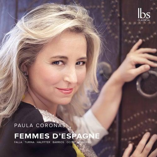 Femmes d'Espagne de Paula Coronas