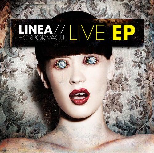 Horror Vacui Live EP de Linea 77