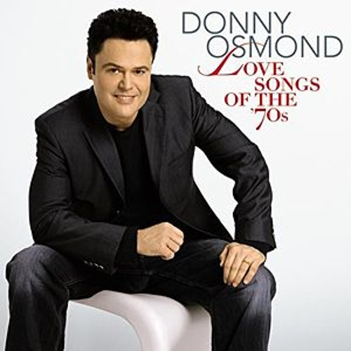 Love Songs Of The '70s de Donny Osmond