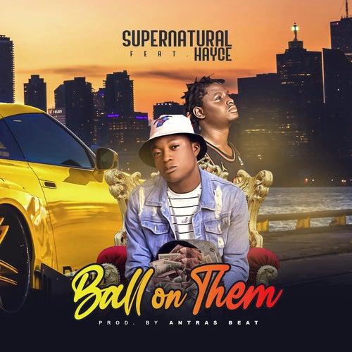 Ball on Them de Supernatural