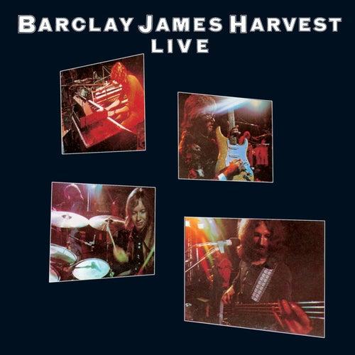 Barclay James Harvest Live de Barclay James Harvest