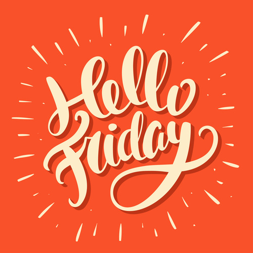 Hello Friday by Various Artists