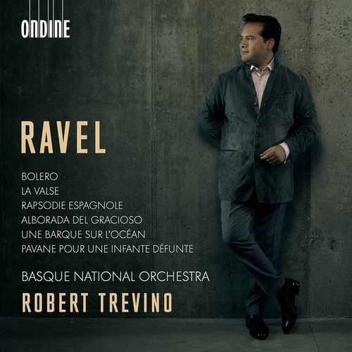 Ravel: Orchestral Works by Basque National Orchestra