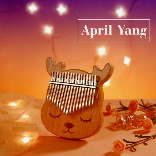 Songs on Kalimba by April Yang