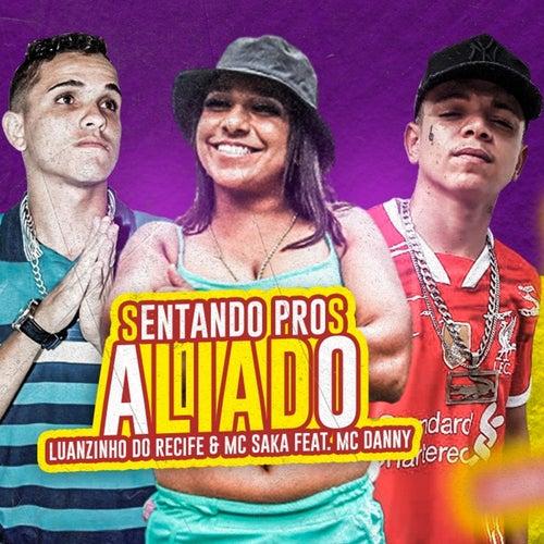 Sentando Pros Aliado (feat. Mc Danny) (Brega Funk) de Luanzinho do Recife