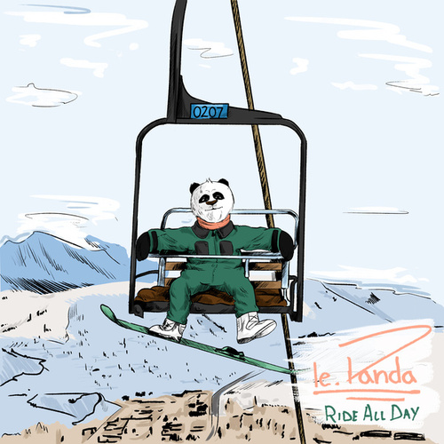 Ride All Day by le.Panda