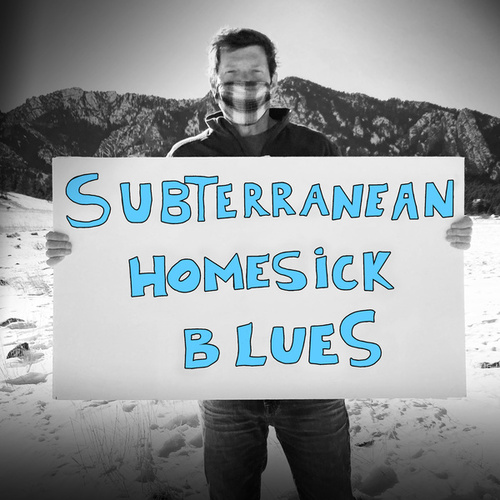 Subterranean Homesick Blues - Single von Kyle Hollingworth