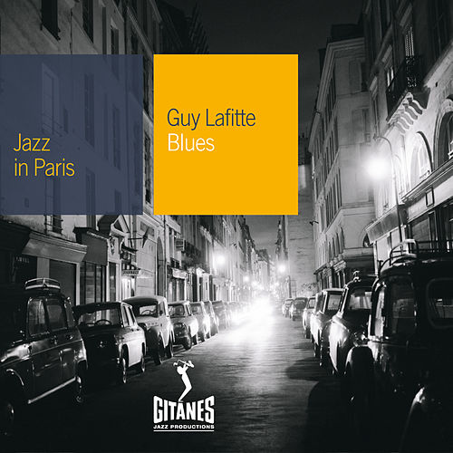 Blues by Guy Lafitte