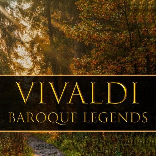Vivaldi: Baroque Legends de Antonio Vivaldi