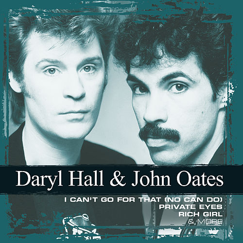 Collections van Daryl Hall & John Oates
