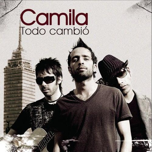 Todo Cambio de Camila