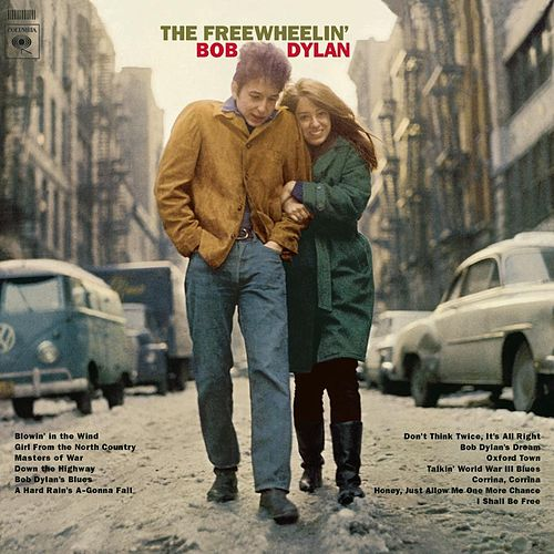 The Freewheelin' Bob Dylan von Bob Dylan