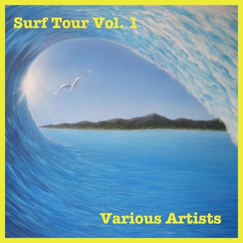 Surf Tour Vol. 1 von Dick Dale The Spacemen