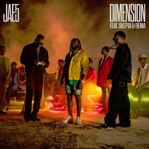 Dimension de JAE5