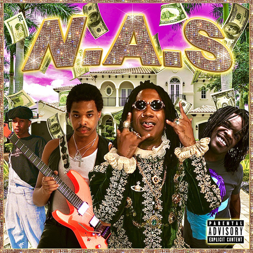 N.A.S by Leon Knight
