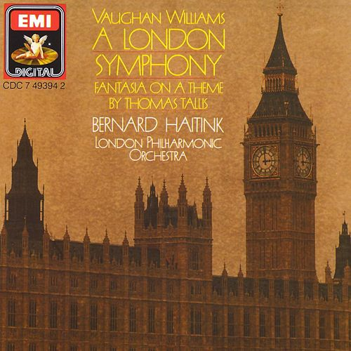 Vaughan Williams A London Symphony de Bernard Haitink