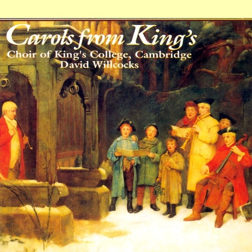 Carols from King's von Cambridge King's College Choir