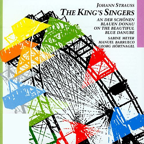 J. Strauss II - Vocal Arrangements von King's Singers