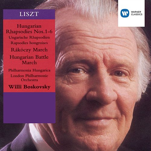 Liszt - Orchestral Works by Willi Boskovsky
