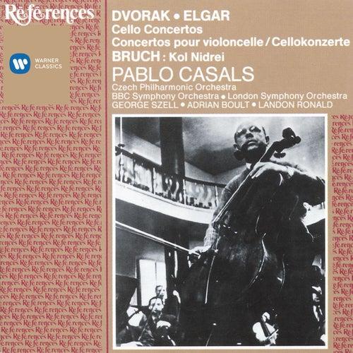 Dvorak & Elgar: Cello Concertos by Pablo Casals