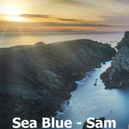 Sea Blue by Sam