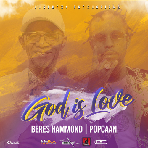 God is Love by Beres Hammond