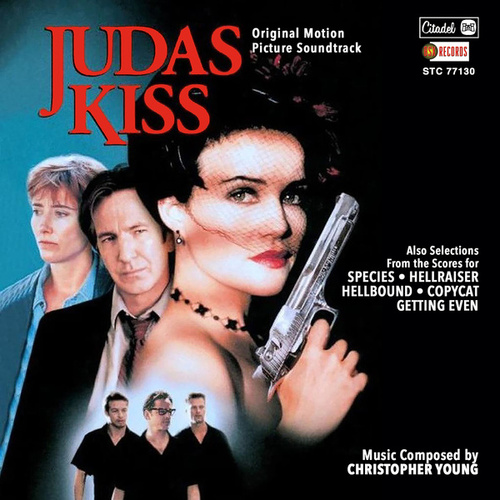 Judas Kiss (Original Motion Picture Soundtrack) de Christopher Young