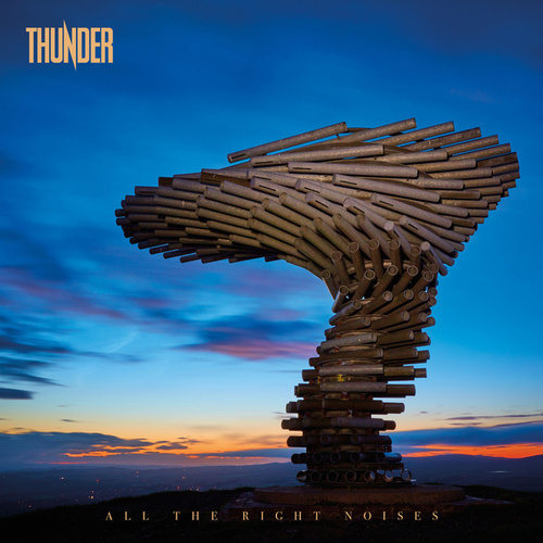 All the Right Noises de Thunder
