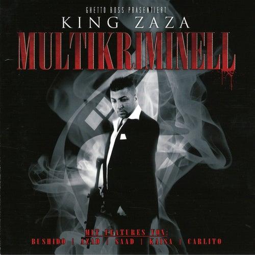Multikriminell de King Zaza