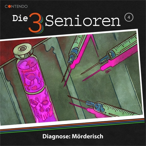 Folge 4: Diagnose Mörderisch von Die 3 Senioren