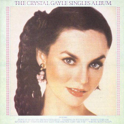 The Singles Album by Crystal Gayle