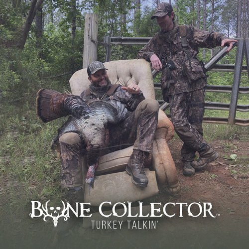 Turkey Talkin' de The Bone Collector