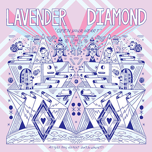 Open Your Heart de Lavender Diamond