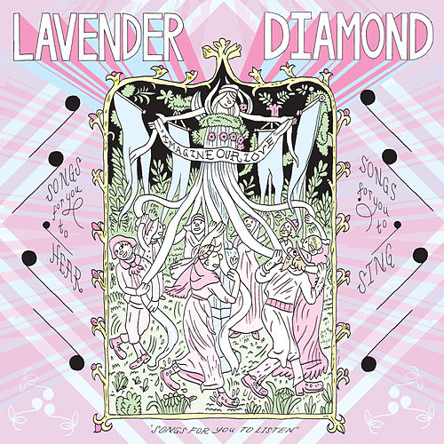 Imagine Our Love de Lavender Diamond