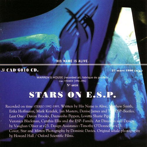 Stars On E.S.P. de His Name Is Alive