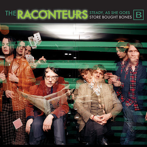 Steady, As She Goes de The Raconteurs