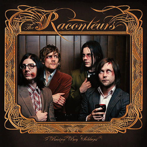 Broken Boy Soldiers de The Raconteurs