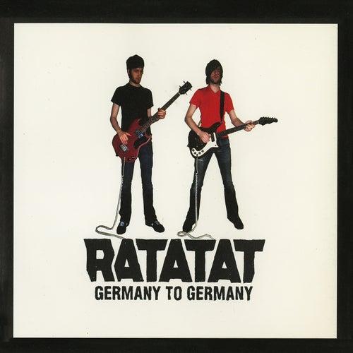 Germany to Germany von Ratatat