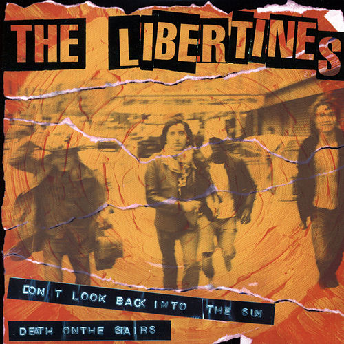 Don't Look Back Into The Sun (Mini Single) de The Libertines