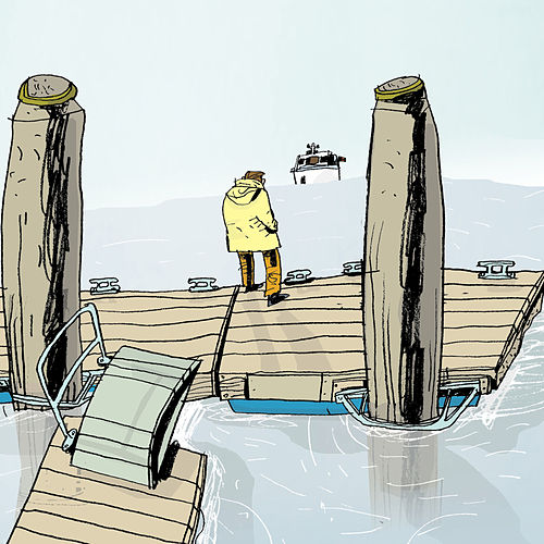 Vigo Bay by Minotaur Shock