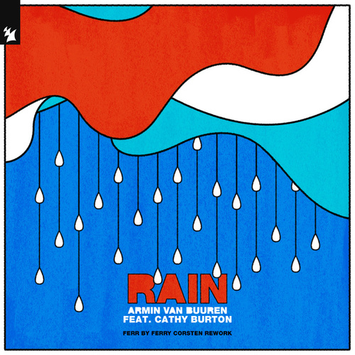 Rain (FERR by Ferry Corsten Rework) de Armin Van Buuren